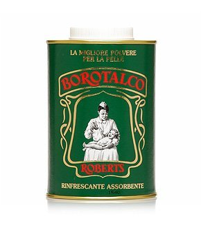 Borotalco Powder 17.5oz powder by Manetti H. Roberts Baby, NewBorn, Children, Kid, Infant