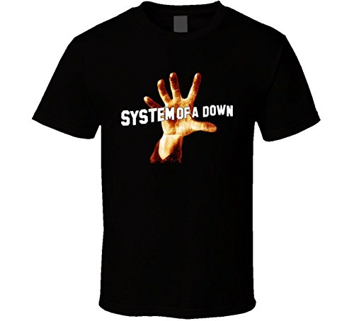 Delifhted System of a Down Heavy Metal Music T Shirt