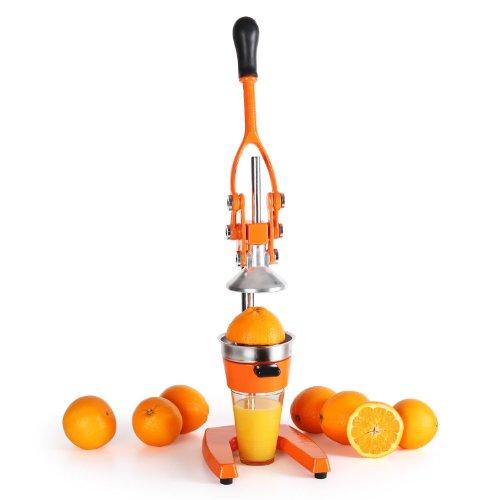 Klarstein ecojuicer xxl spremiagrumi e arance con for Amazon spremiagrumi