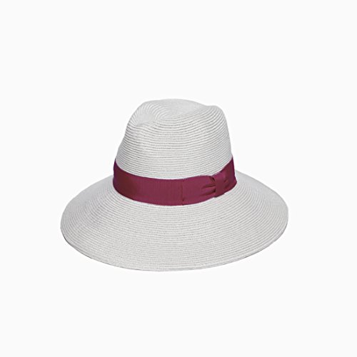 Gottex Women s Alhambra Lightweight Packable Fedora Sun Hat Rated ... 2c5f7bf1378e