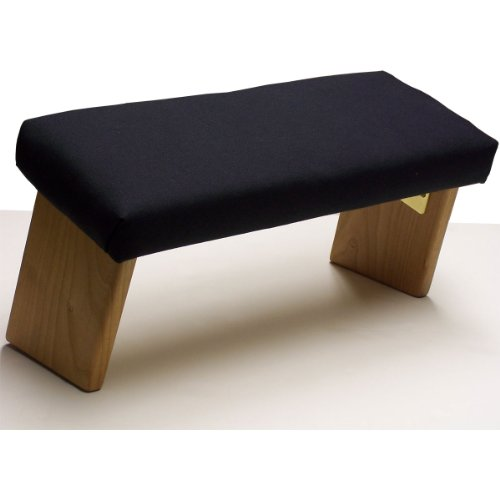 Folding Meditation Bench Black Sale Benches