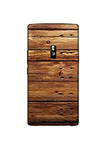 Back Cover for OnePlus Two WOOD