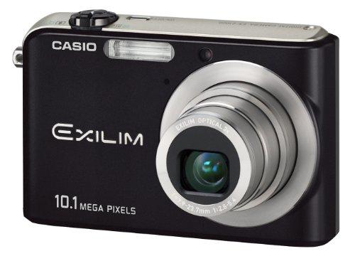 Casio Exilim EX-Z1000 Digital Camera - Black [10.1MP, 3x Optical Zoom] 2.8