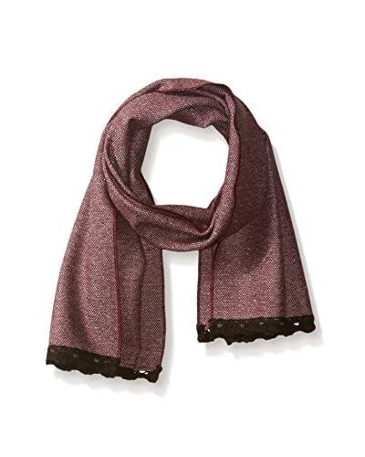 Dolce & Gabbana Men's Wool Scarf, Mauve