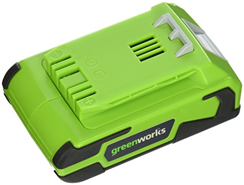 GreenWorks 29842 G24 2 Ah Battery, 24V (24 Battery compare prices)