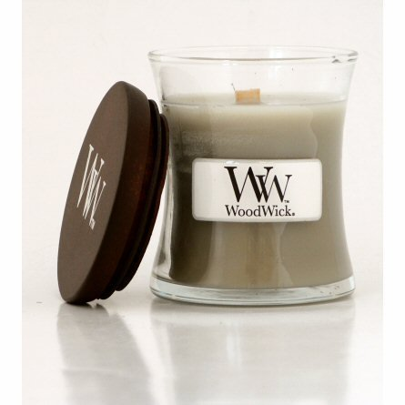 Woodwick Mini Fireside Candle 3.4oz
