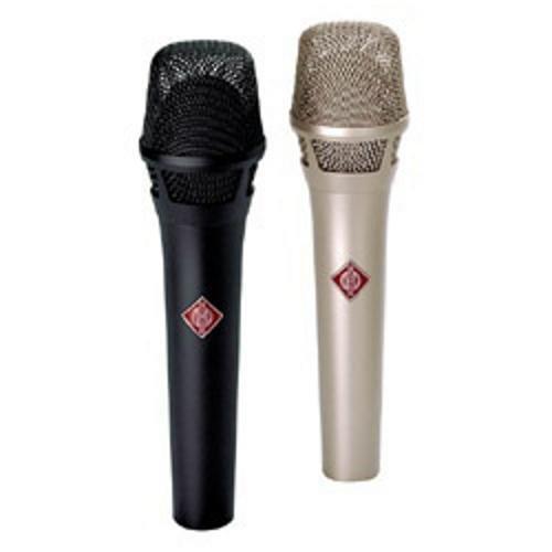 Neumann Kms105 Black Vocalist Microphone