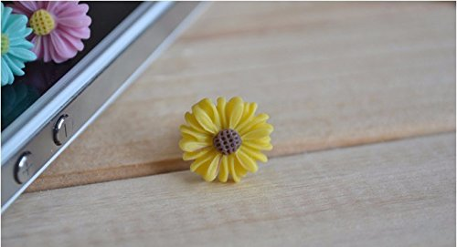 Karp Sunflower Anti Dust Plug Yellow