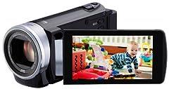 JVC GZ-EX210BEU Full-HD Camcorder (1,5 Megapixel, 7,6 cm (3 Zoll) Display, 40-fach opt. Zoom, HDMI, WiFi, USB 2.0) schwarz ab 269,- Euro inkl. Versand