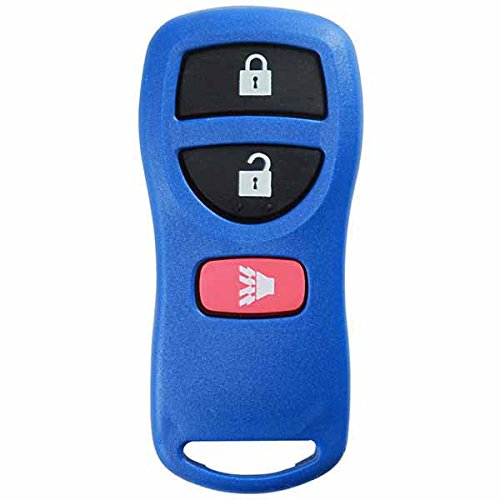 Awardpedia 2008 Nissan Pathfinder Keyless Entry Key