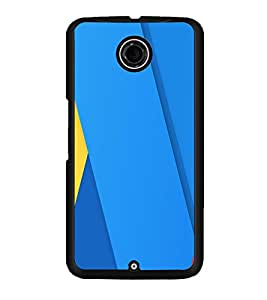 PRINTSWAG PATTERN Designer Back Cover Case for MOTOROLA GOOGLE NEXUS 6