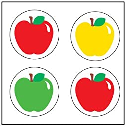 Apple Incentive Stickers