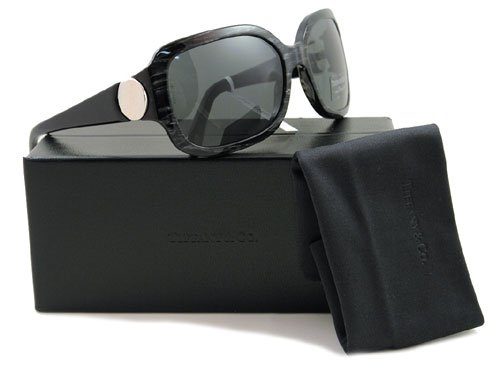 TIFFANY SUNGLASSES TF 4014 BLACK 8038/3F