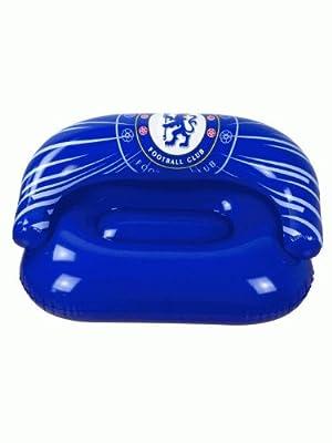 Character World Chelsea Logo Aufblasbares Sofa bei aufblasbar.de