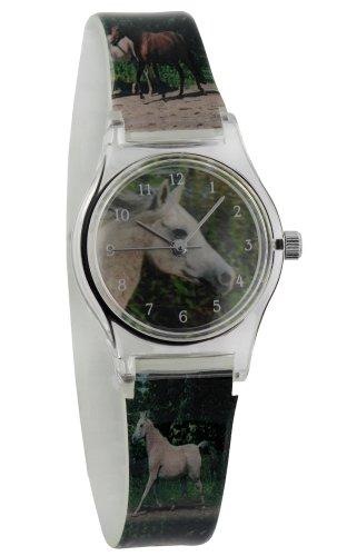 pacific-time-enfants-montre-avec-bracelet-cheval-arabes-a-quartz-analogique-multicolore-21001