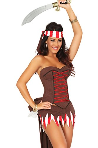 3WISHES 'Pleasure Pirate Costume' Sexy Pirate Costumes for Women