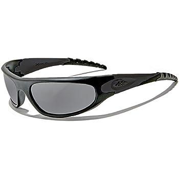 X-Loop Lunettes de Soleil - Sport - Cyclisme - Ski - Conduite - Motard / Mod. 2610 Noir / Taille Unique Adulte / Protection 100% UV400