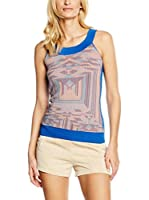 Lavand Top (Azul)
