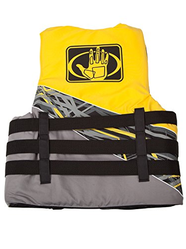 Body Glove Adult Method Uscg Approved 4 Buckle Life Jacket