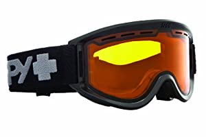 Spy Getaway Ski Goggles - Black, Medium