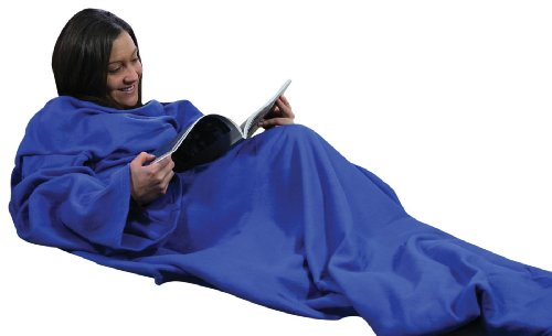 ION Coz-e Heated Blanket with Sleeves