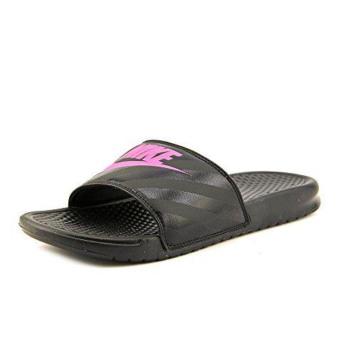 Model Image For Nike Women39s Benassi JDI Sport Slides From Academy