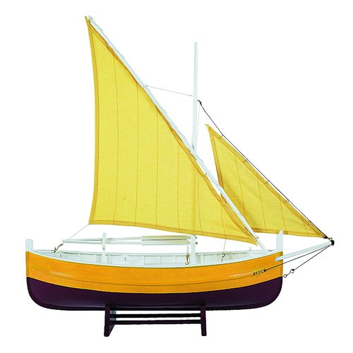 Biscay Fishing Boat Model
