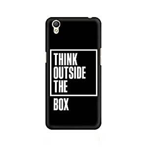Ebby Outside the Box Premium Printed Case For Oppo A37