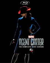 Marvel's Agent Carter: The Complete First Season [Amazon Exclusive] [Blu-ray]