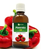 PIMENTO OIL 100% NATURAL PURE UNDILUTED UNCUT ESSENTIAL OIL 15ML