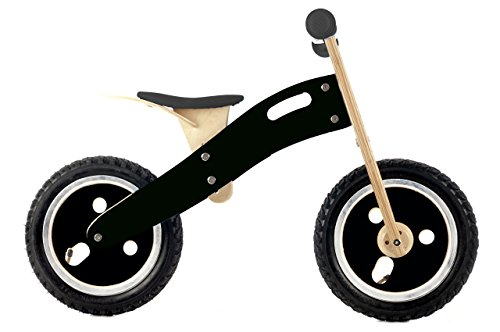 Smart Gear Graffiti Onyx Smart Balance Bike Ride On front-632403