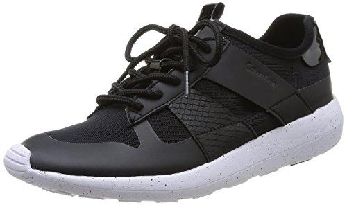 Calvin Klein Jeans  Farrah,  Sneaker donna Nero Noir (Blk) 39