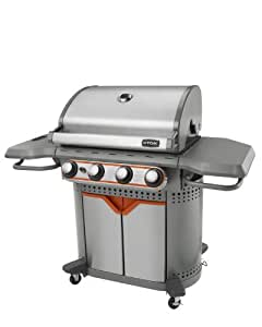 Stok SGP4331 Quattro 4 Burner Gas Grill (Discontinued by Manufacturer)