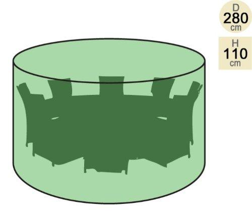 Aegis Abdeckung für runden Tisch mit 8 Stühlen – Standard online kaufen