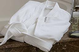 Westin Hotel Robes - Classic Kimono Bathrobe