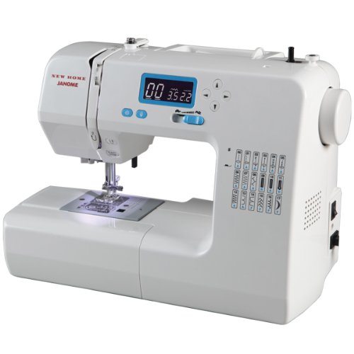 janome 49018 electronic sewing machine reviews