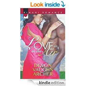 Love is in the Air (Mills & Boon Kimani) (Kimani Romance)