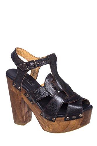 Melissa Chunky Platform Sandal