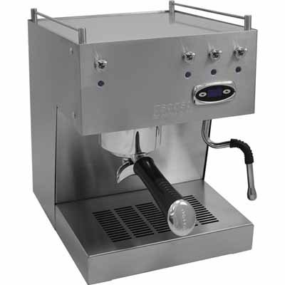 Ascaso Steel SUBFTBR2 Uno Professional PID Version 2 Espresso Machine