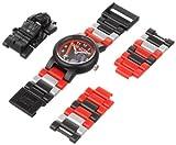 Lego Kids' 9004292 Star Wars Darth Vader Minifigure Link Watch
