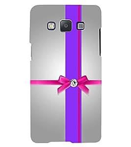 Fuson 3D Printed Designer back case cover for Samsung Galaxy E7 - D4586