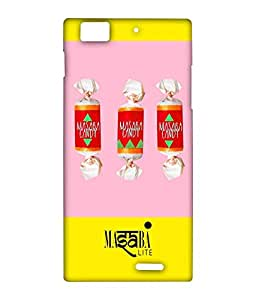 Masaba Candy Print - Sublime Case for Lenovo K900