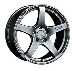 SSR Wheels T418800+3505GPS GTV01 18×8.0 5×114.3 35mm Offset Phantom Silver Wheel RSX / Civic FD FA / SC300 SC400