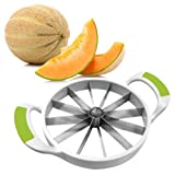 Lovegreen Large Melon Water Melon Slicer Cutter Gourmet Kitchen Gadgets