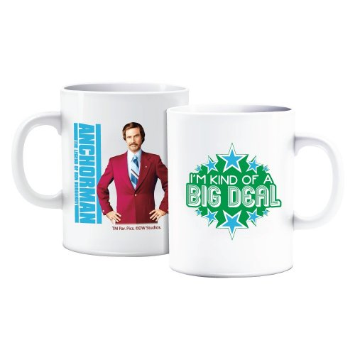 Anchorman Mug: Big Deal