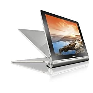 "LENOVO IdeaTab Yoga 10 16GB Tablet - 10.1"" - MediaTek - Cortex A7 MT8389 1.2GHz - Silver Gray / 59387999 /"