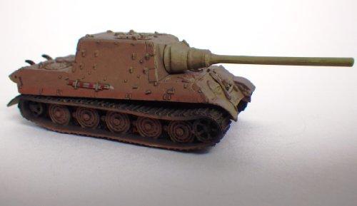ドイツ軍 ヤクトティーガー 重駆逐戦車 ヘンシェルタイプ 単色迷彩