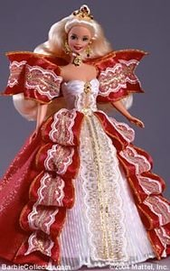 Barbie-1997-Happy-Holidays-Doll-Special-Edition-Blonde-by-Barbie