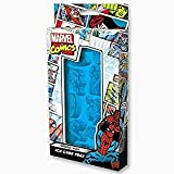 Spider-Man Marvel Poses Ice Cube Tray (Color: Blue)