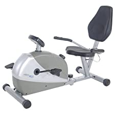 Stamina 4825 Review – Magnetic Resistance Recumbent Exercise Bike